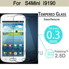 Tempered Glass Screen Protector LCD Guard Film For Samsung Galaxy S4 mini i9190