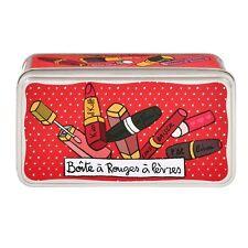 Boîte à rouges à lèvres Fine bouche - Derrière la porte