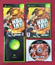 NBA Jam - XBOX - USADO - MUY BUEN ESTADO