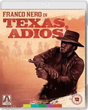 Texas Adios [Blu-ray] [DVD][Region 2]