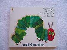 BN The Very Hungry Caterpillar by Eric Carle A Big Board Book