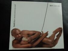 DARK  COMEDY   -   FUNKFAKER :   MUSIC SAVES  MY SOUL ,  CD  2004 , DEEP HOUSE ,