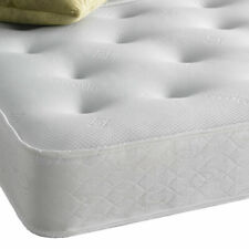 !Luxury Cooltouch 20cm Memory Foam Tufted Mattress Single Double King Superking!