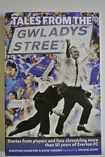 Book. Tales from the Gwladys Street: Stories from Players and Fans Chronicling
