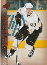 2007 - 2008 Upper Deck Kent Huskins Anaheim Ducks #452 Hockey Card