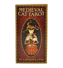 The Medieval Cat Tarot Deck/Cards - Divination, Spellcraft, Meditation, Magick
