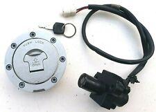 Honda CBR600 F2 Ignition Switch & Petrol Tank Filler Cap & Key 1994 CBR 600 FR