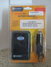 Synergy Digital Universal Battery Charger for Casio NP20, NP40, NP50, NP60, ....