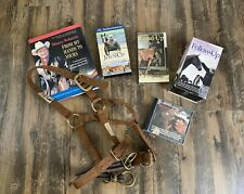 Monty Roberts Training Collection, Including Training Halter, Book, Tapes