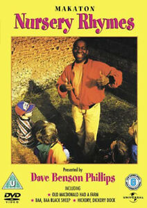 Makaton - Nursery Rhymes (DVD, 2006)
