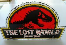 Sega Lost World Jurassic Park pinball machine topper