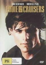 EDDIE & THE CRUISERS (Michael Pare) - DVD - UK Compatible - sealed