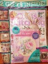 The World of Cross Stitching Magazine - Issue 267 -  2018