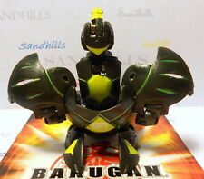 Bakugan Aranaut Black Darkus Gundalian Invaders DNA 760G & cards