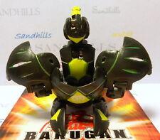 Bakugan Aranaut Black Darkus Gundalian Invaders DNA 760G & cards