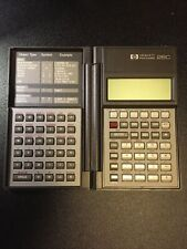 Hewlett Packard Hp-28C Calculator with Manuals