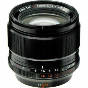 [NEAR MINT] FUJIFILM XF56mm F1.2 R APD from JAPAN (N285)