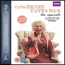 CATHERINE TATE'S NAN - THE SPECIALS ***BRAND NEW DVD ***