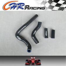 FOR Honda CR250 CR250R CR 250 R 1992-1996 1993 1994 silicone radiator HOSE BLK