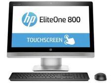 """Desktop PC HP con hard disk da 500GB con dimensione dello schermo 23"""""""