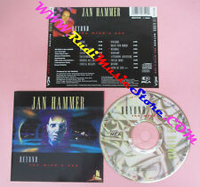 CD JAN HAMMER Beyond The Mind's Eye 1993 Eu MCA RECORDS  no lp mc dvd (CS16)
