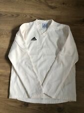 Mens Adidas Climawarm Long Sleeve Cricket Jumper, Size Medium