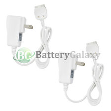 2 NEW Home Wall Charger for The NEW TAB TABLET PAD Apple iPad 3 3rd GEN 300+SOLD