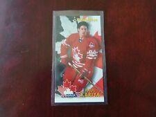 1993-94 FLEER POWER PLAY PAUL KARIYA TEAM CANADA #485.