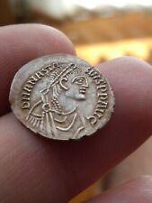 Anastasius. 491-518. Ar Siliqua