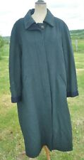 Alpacca Loden 100% wool over coat