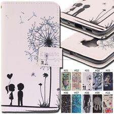 For Asus Zenfone 3 ZE520KL Stand Holder Flip Wallet Card Cover PU Leather Case