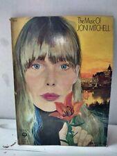 The Music Of Joni Mitchell, Songbook, 1969