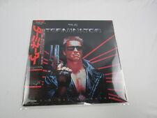 Terminator OST VIP-28099 with OBI Japan VINYL  LP