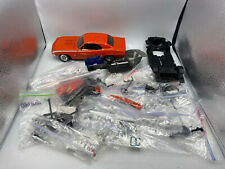 Ertl Large 1969 Chevrolet Chevy Camaro Parts Lot 1/18 Diecast American Muscle