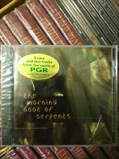 PGR / Morning Book Of Serpents - CD 1995 Brand New Sealed