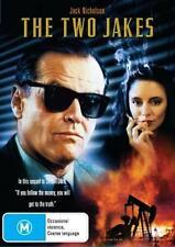 THE TWO JAKES - JACK NICHOLSON HARVEY KEITEL CRIME NEW DVD MOVIE SEALED