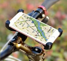 360° swivel Motorcycle MTB Bike Bicycle Handlebar Mount smartphone iphone holder