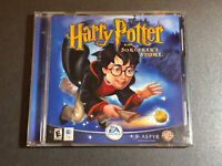 Harry Potter and the Sorcerer's Stone Mac 2002 Video Game EA Games Mac CD-ROM