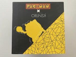 Pac-Man x Orlinski The Official Sculpture Yellow