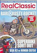 REAL CLASSIC No.132 / April 2015 (NEW) *Post included to UK/Europe/USA