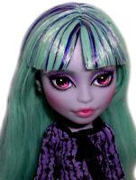 ☠ OOAK custom Twyla Monster High doll repaint ever after bjd boogeyman ☠
