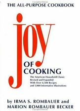 The Joy of Cooking by Irma S. Rombauer; Marion Rombauer Becker