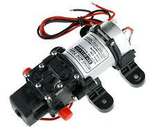 New Solid 100PSI DC 12V 4L/Min Diaphragm Water Self Priming Pump High Pressure