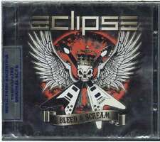 ECLIPSE BLEED & SCREAM SEALED CD NEW 2012