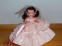 Nancy Ann Storybook Doll ~ #87 Bridesmaid HP (Peach)