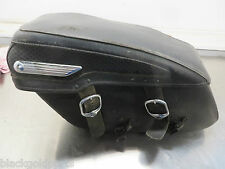 EB59 1999 HARLEY DAVIDSON FLHRCI ROAD KING LEFT LETHER SADDLEBAG DAMAGED