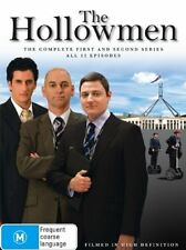 The Hollowmen Complete Season 1& Part S2 Missing Disc 3 Region 4 DVD VGC