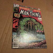 MAN-THING # 1 MARVEL COMICS (1979) HOT BRONZE AGE KEY !!!!!!!!!!!!!!!!!!!!!!!!!!