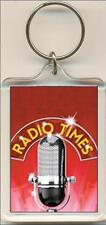 Radio Times. The Musical. Keyring / Bag Tag.