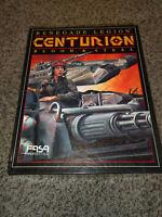 Centurion Blood & Steel Renegade Legion Game FASA COMPLETE Harbingers of Death